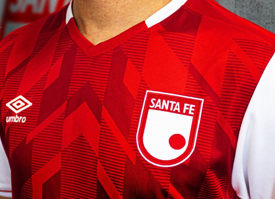 Santa Fe 2020 Umbro Home Kit #SantaFe #Umbro #IndependienteSantaFe