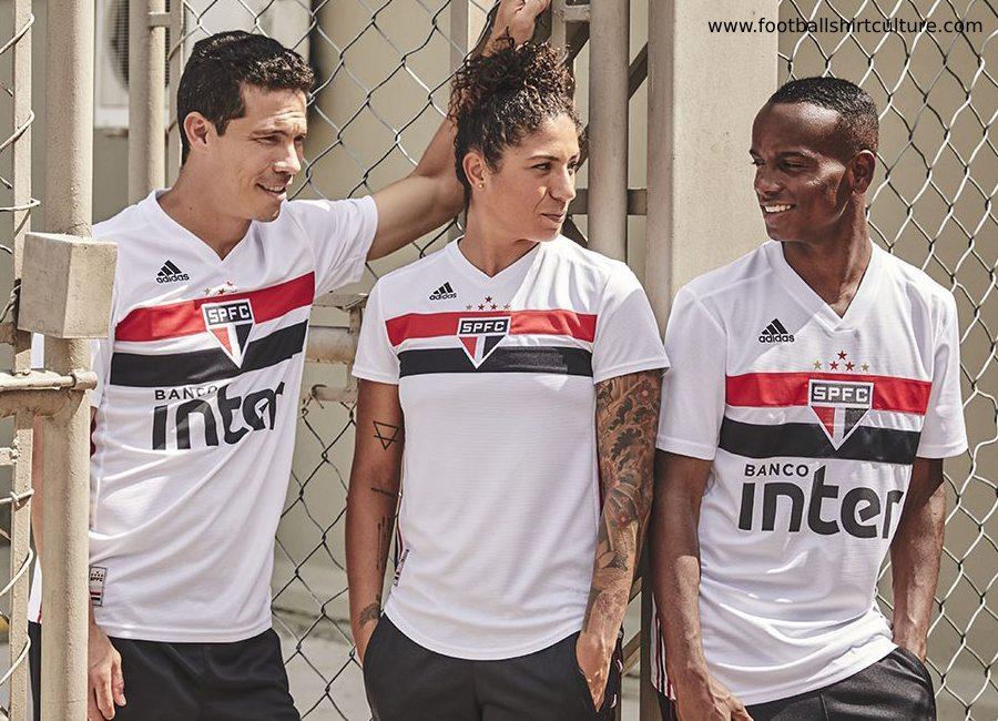 fc4955907c2 São Paulo 2019 Adidas Home Kit  SPFC  SãoPaulofc  adidasfootball   adidasssoccer. This is the new São Paulo FC 2019 Home shirt ...