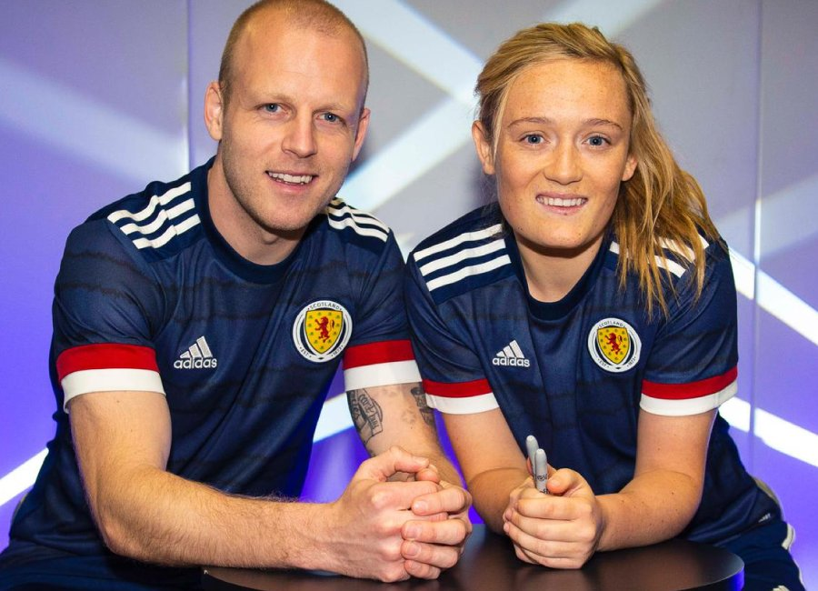 Scotland 2020 Adidas Home kit #ScotlandNT #scottishfootball #adidasfootball