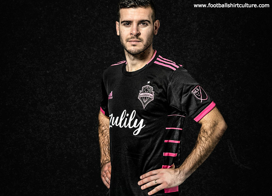 Seattle Sounders 2019 Adidas Away Kit #SeattleSounders #mls #adidassoccer #adidasfootball