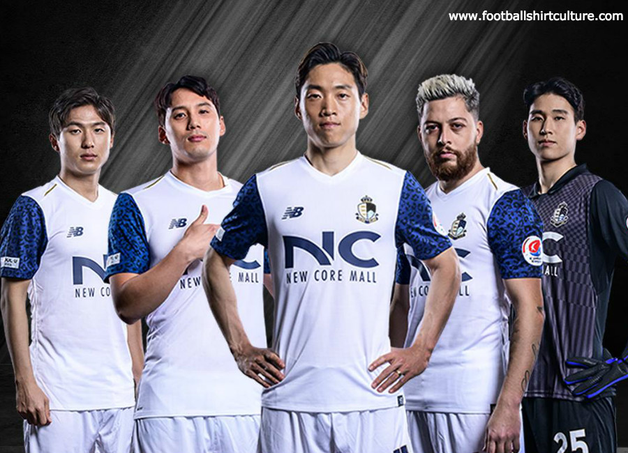 Seoul E-Land 2019 New Balance Away Kit #SeoulELand #kleague #nbfootball
