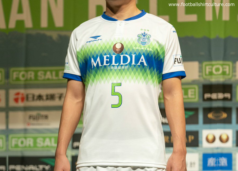 Shonan Bellmare 2019 Penalty Away Kit #Bellmare #jleague