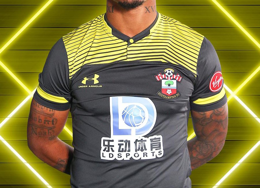 Southampton 2019-20 Under Armour Away Kit #SouthamptonFC #SaintsFC