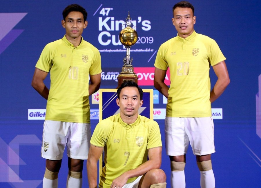 Thailand 2019 Warrix Kings Cup Kit