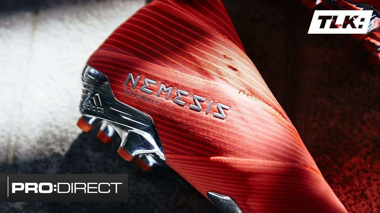 TLK: Adidas Nemeziz Football Boots History + All You Need to Know #adidasfootball #adidassoccer