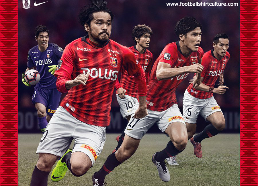 Urawa Red Diamonds 2019 Nike Home Kit #urawareds #浦和レッズ #nikefootball