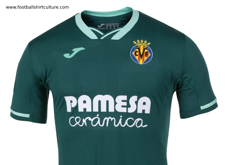 Villarreal 2019-20 Joma Away Kit #Villarrealcf #Villarreal #footballshirt