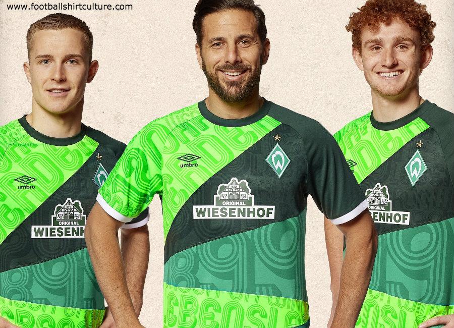Trikot Werder Bremen 18/19
