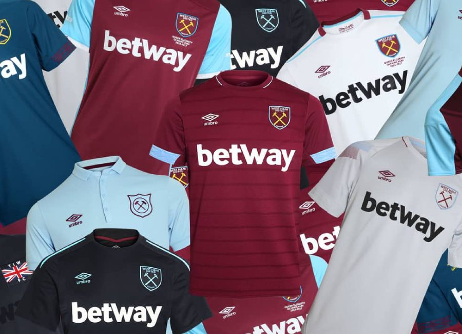 West Ham United extends Umbro Kit Deal Until 2023 #whufc #umbro #westhamunited