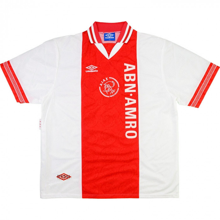 Ajax 1994-95 Home Shirt