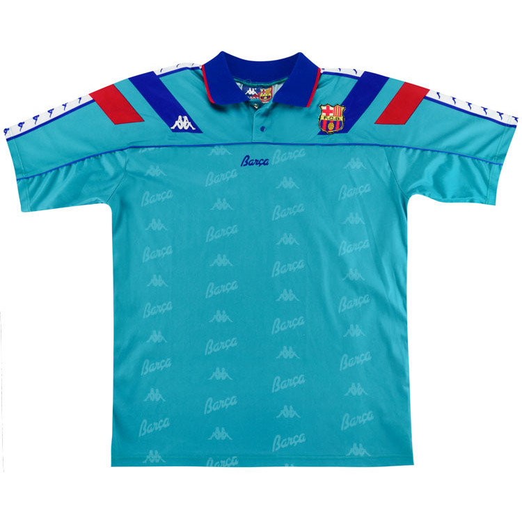 Barcelona 1992-95 Away Shirt