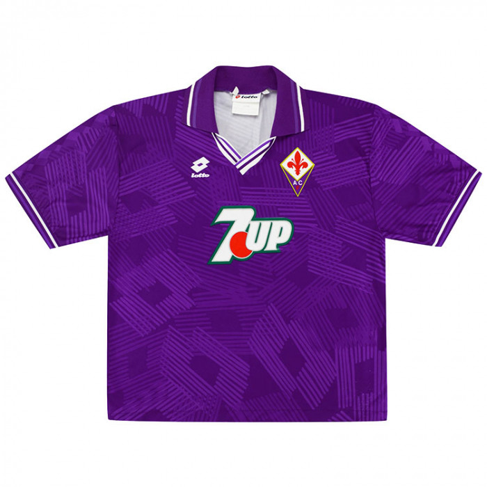 Fiorentina 1992-93 Home Shirt