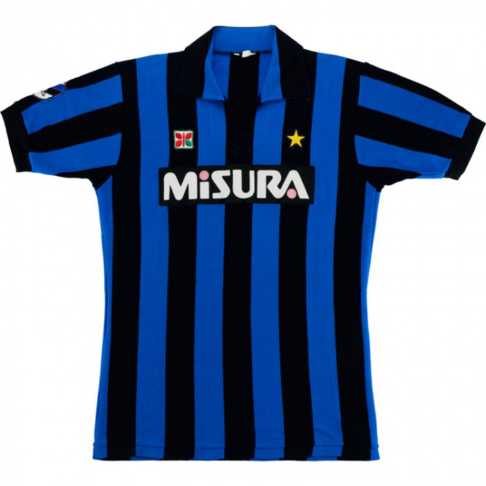 Inter Milan 1983-86 Home Shirt