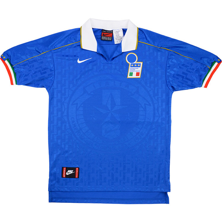 Italy 1994-96 Home Shirt