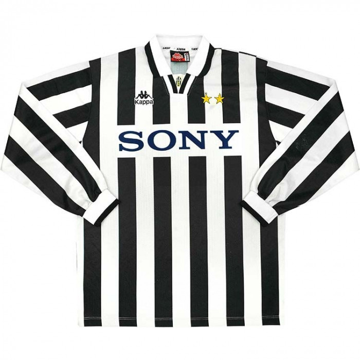 Juventus 1995-97 Home Shirt