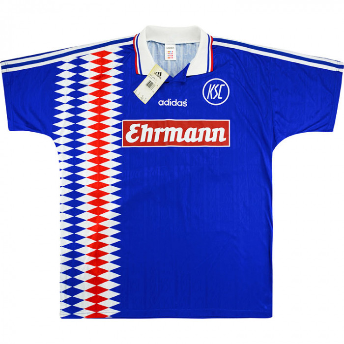 Karlsruhe 1995-96 Away Shirt