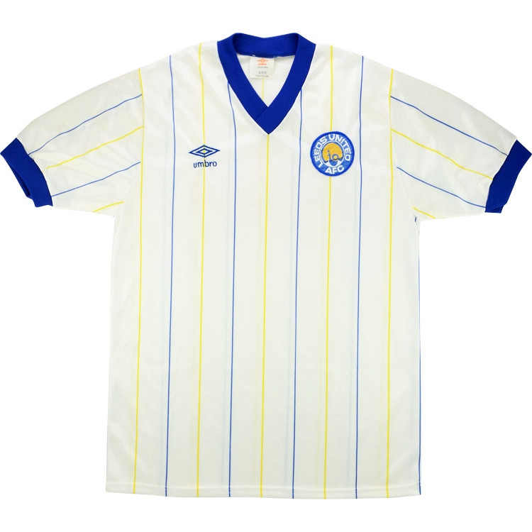 Leeds United 1981-84 Home Shirt