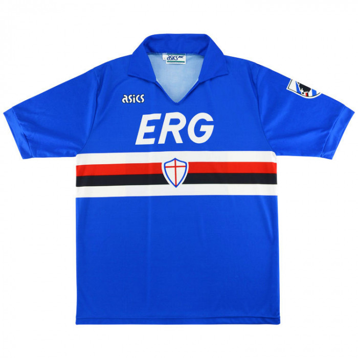 Sampdoria 1991-92 Home Shirt