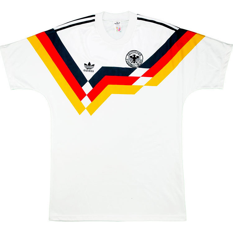 West Germany 1988-90 Home Shirt