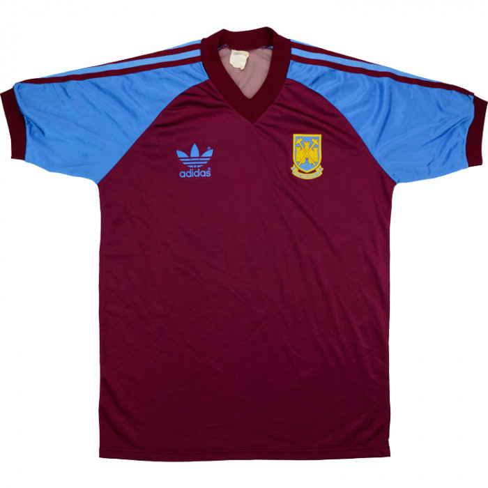 West Ham United 1980-83 Home Shirt