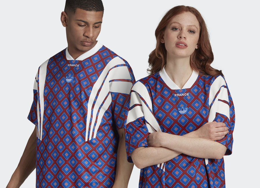 Adidas France Jersey - Multicolor #adidasfootball #footballfashion #fff