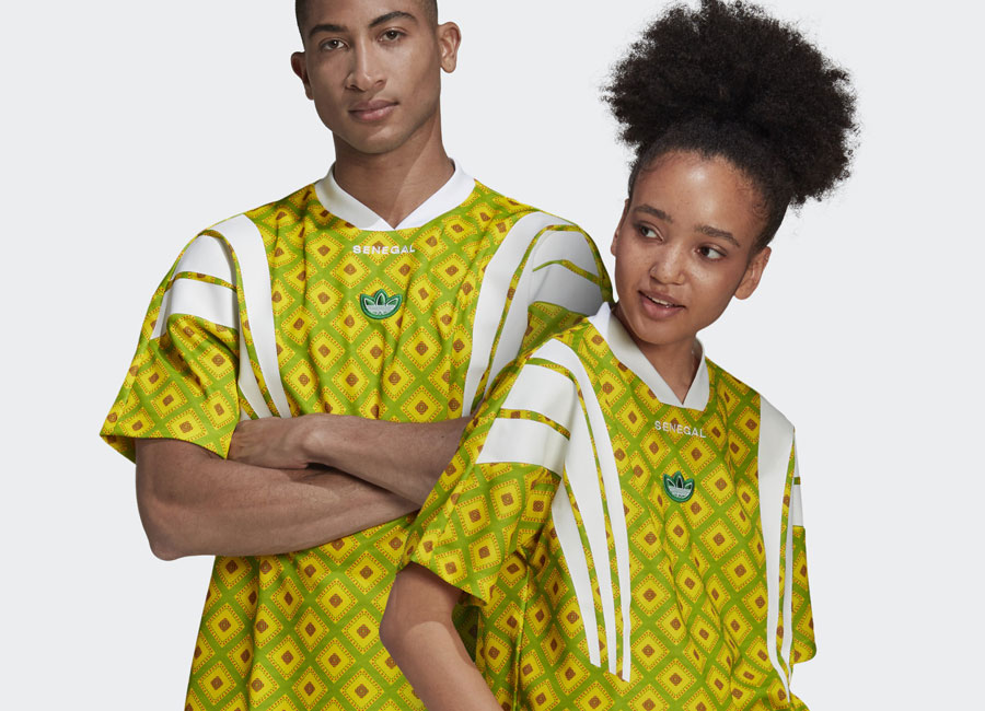 Adidas Senegal Jersey - Multicolor #adidasfootball #footballfashion #Senegal