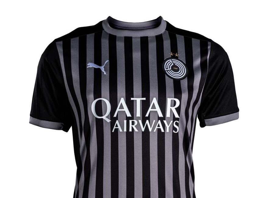 Al-Sadd SC 2020-21 Puma Away Kit #AlSaddSC #السد #AlSadd