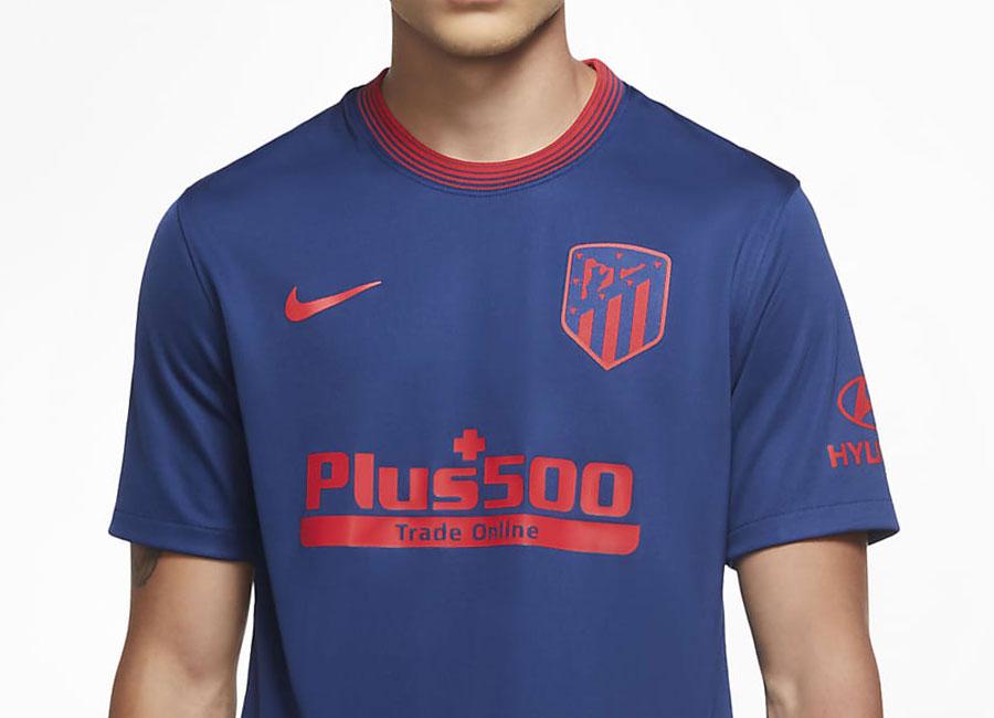 Atlético Madrid 2020-21 Nike Away Kit | 20/21 Kits | Football ...