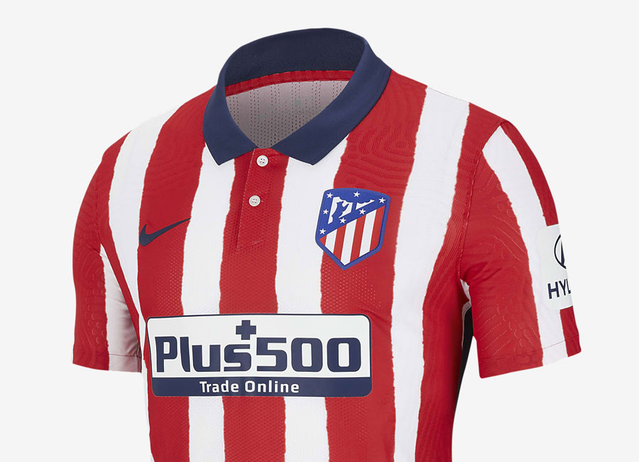 Atletico Madrid 2020 21 Nike Home Kit 20 21 Kits Football Shirt Blog