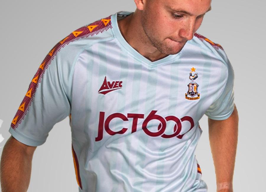 Bradford City 2020-21 Avec Third Kit | 20/21 Kits ...