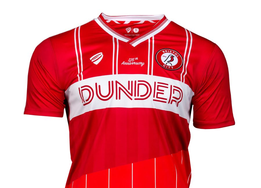 Bristol City 2020 Home 125th Anniversary Shirt #BristolCity #bcfc #footballshirt