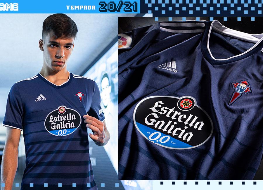 Celta de Vigo 2020-21 Adidas Away Kit | 20/21 Kits | Football ...