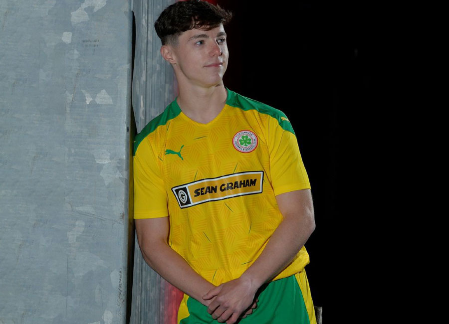 Cliftonville FC 2020-21 Puma Away Kit #CliftonvilleFC #pumafootball