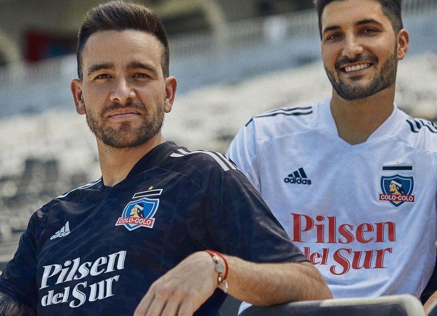 Colo-Colo 2021 Adidas Home and Away Shirts | 20/21 Kits | Football ...