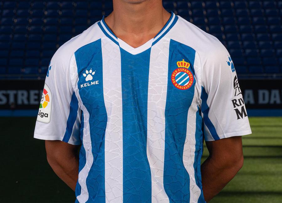 Espanyol 2020-21 Kelme Home Kit   20/21 Kits   Football shirt blog
