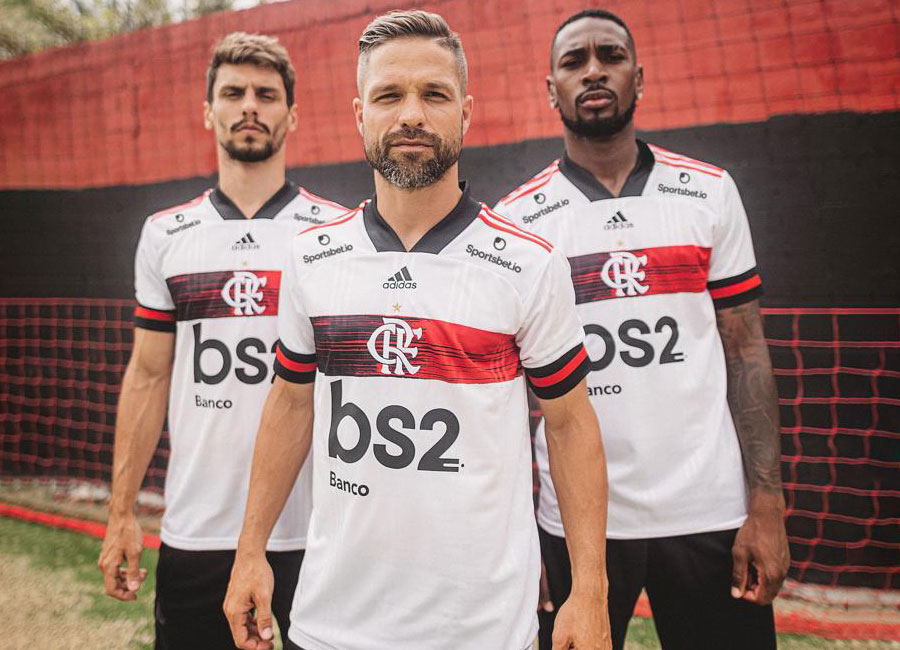 Flamengo 2020-21 Adidas Away Kit #Flamengo #CRF #adidasfootball