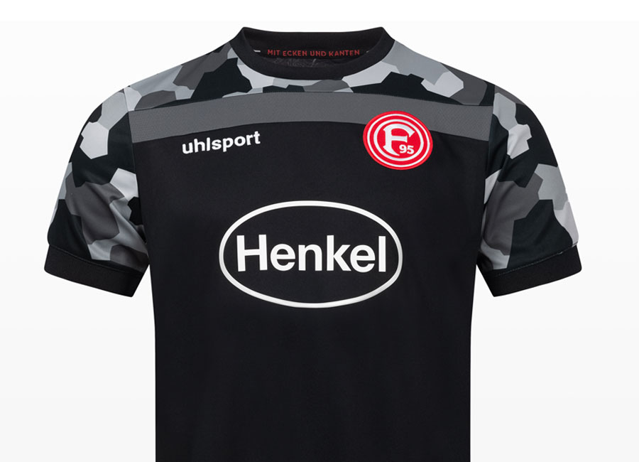 Fortuna Düsseldorf 2020-21 Third Kit #f95 #FortunaDüsseldorf #Uhlsport