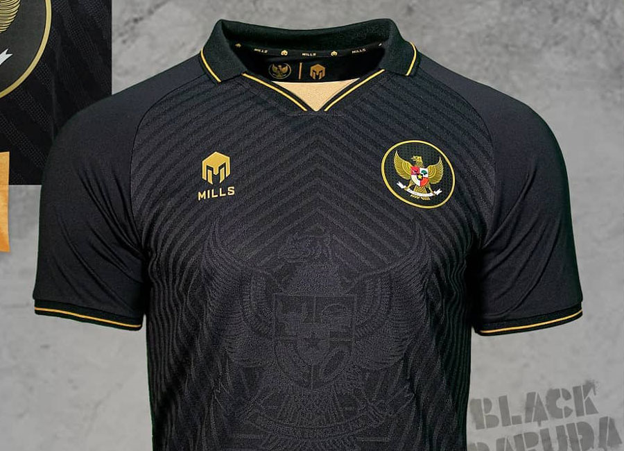 Indonesia 2020-21 Mills Third Kit #millssportid #millsindonesia