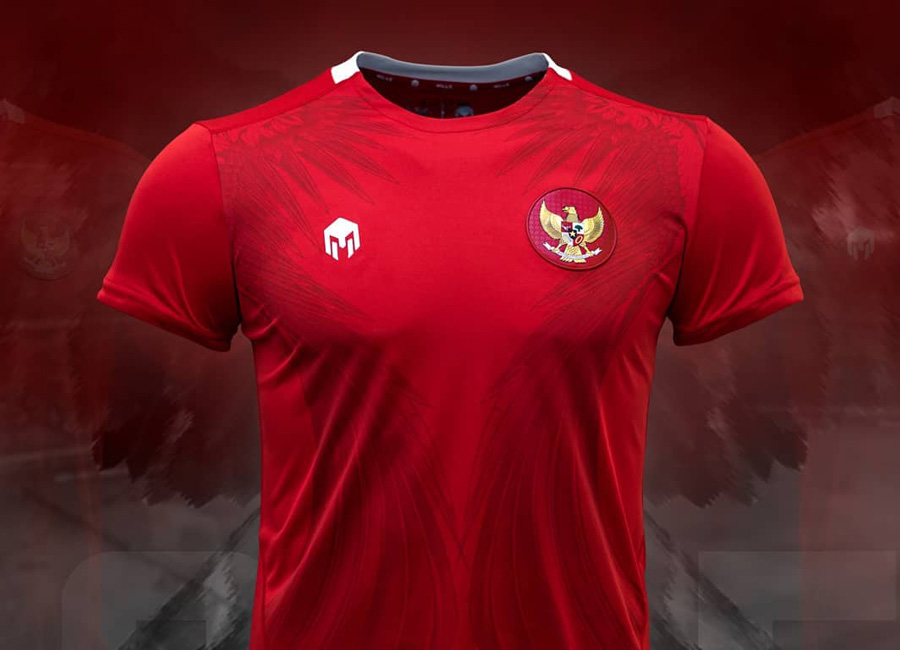 Indonesia 2020-21 Mills Sports Home Kit
