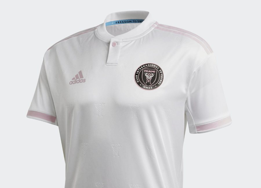 Inter Miami 2020-21 Adidas Home Kit #InterMiami #mls #InterMiamiCF #adidasfootball