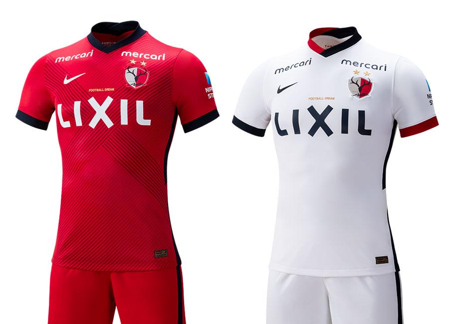 Kashima Antlers 2021 Nike Home and Away Kits | 20/21 Kits ...