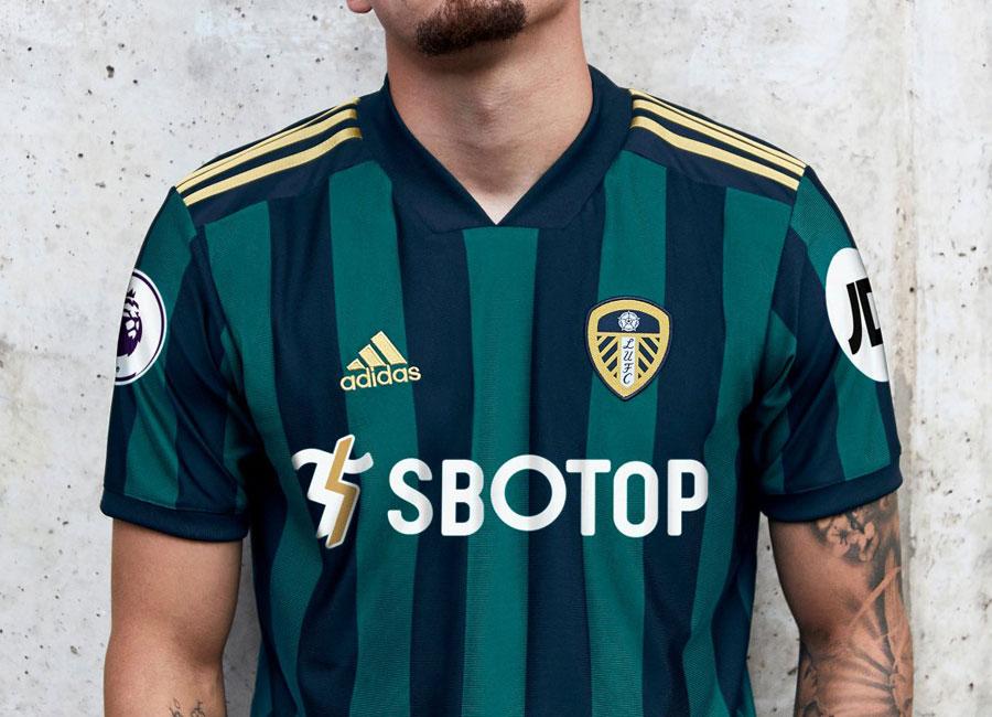 Leeds United 2020-21 Adidas Away Kit | 20/21 Kits | Football shirt ...