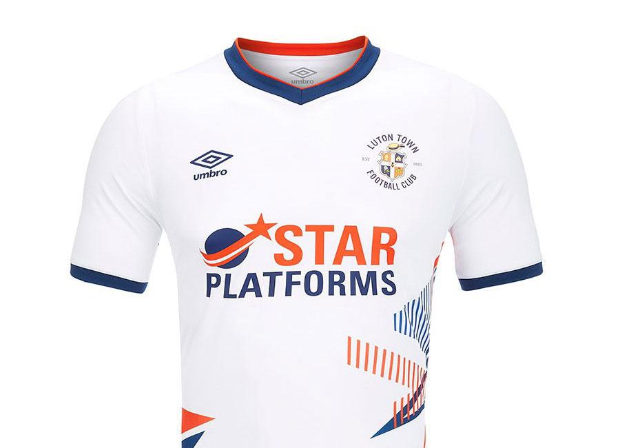 Luton Town 2020-21 Umbro Away Kit   20/21 Kits   Football shirt blog