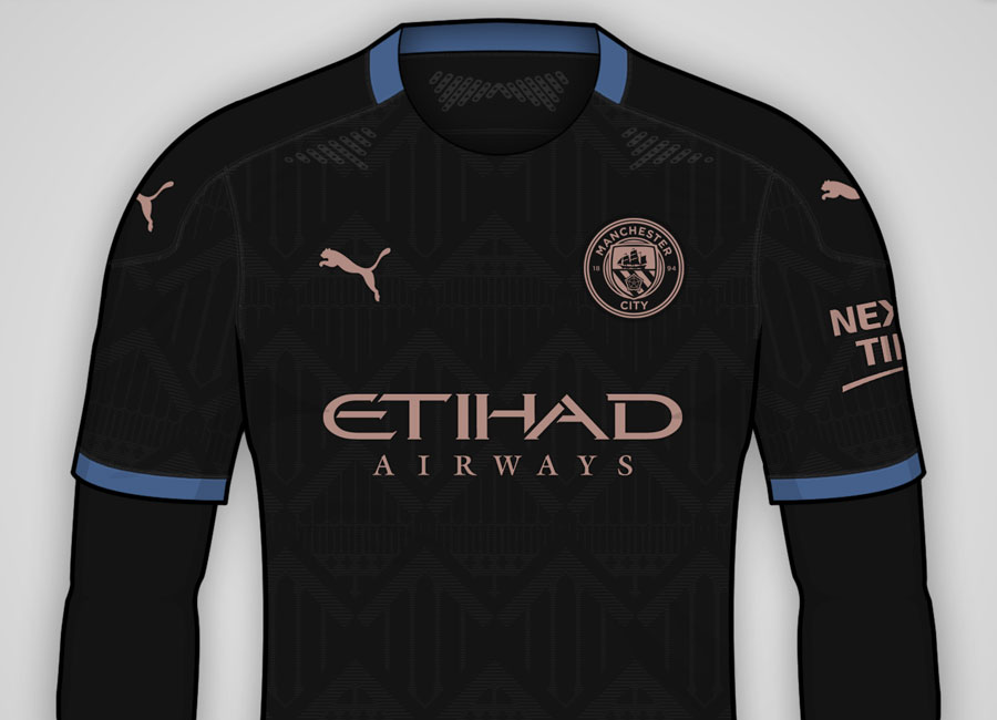 Manchester City 2020-21 Away Shirt Prediction #ManchesterCity #mcfc