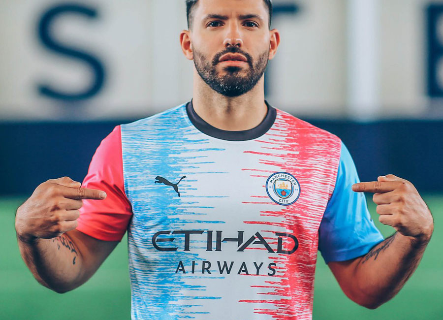 Manchester City Design-A-Kit Contest Winner Revealed #ManchesterCity #mcfc #kitdesign #pumafootball