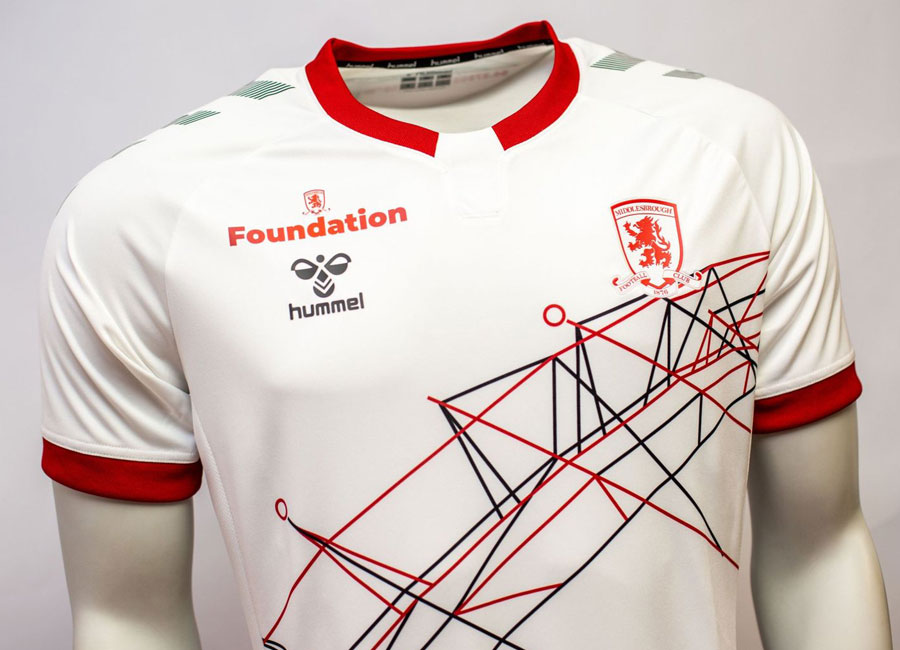 Middlesbrough 2020-21 Hummel Third Kit #Middlesbrough #Middlesbroughfc #boro