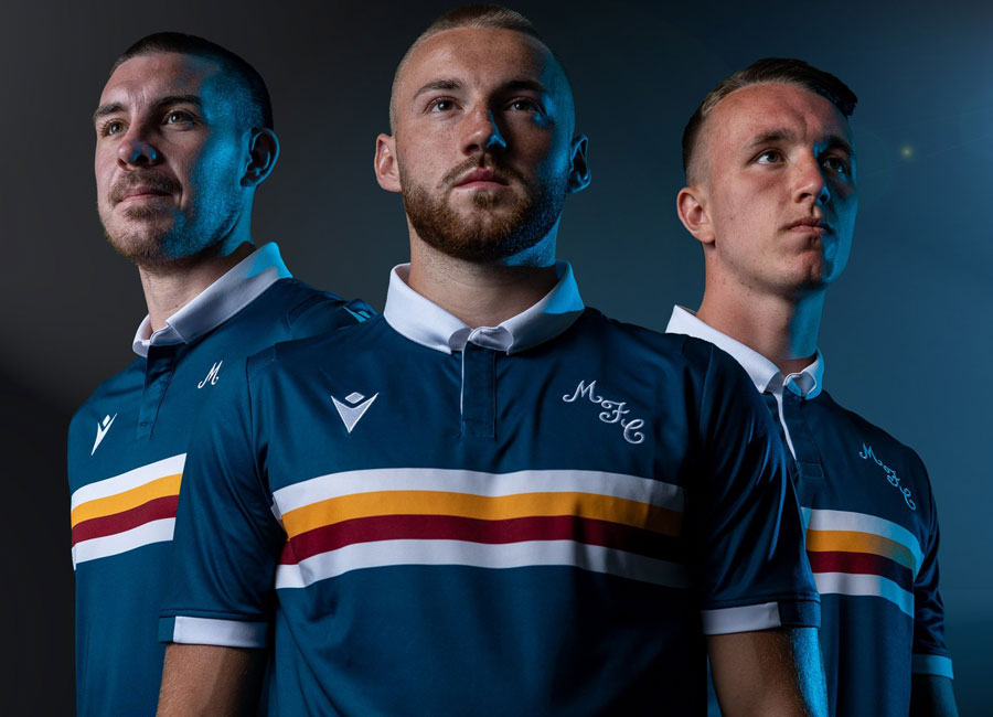 Motherwell 2020-21 Macron Away Kit #Motherwellfc #motherwell