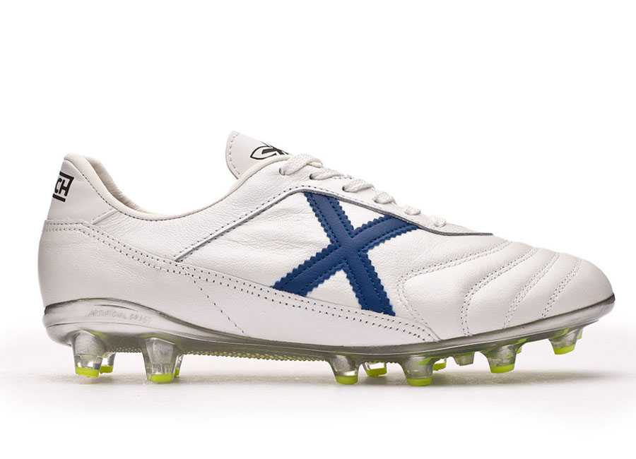Munich Mundial 2.0 FG - White #footballboots