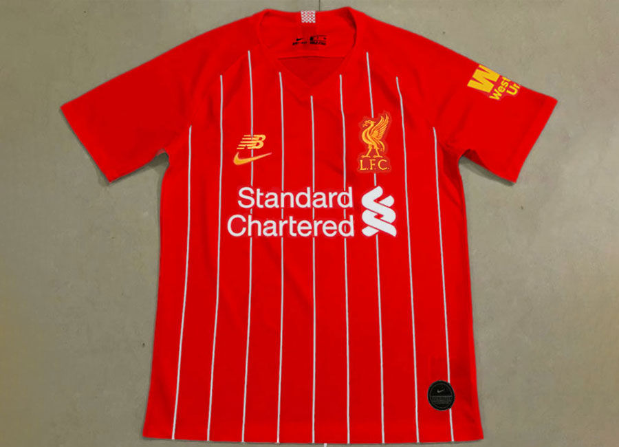 "LEAKED: New ""End of 2019-20"" NB x Nike Liverpool Home Shirt #lfc #liverpool #liverpoolfc"