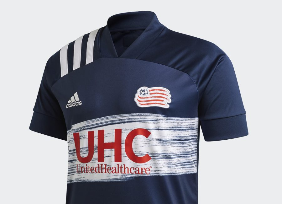 New England Revolution 2020-21 Adidas Home Kit #NewEnglandRevolution #NERevs #mls #adidasfootball